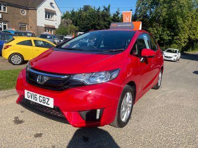 Honda Jazz Hatchback 1.3 i-VTEC SE (s/s) 5dr
