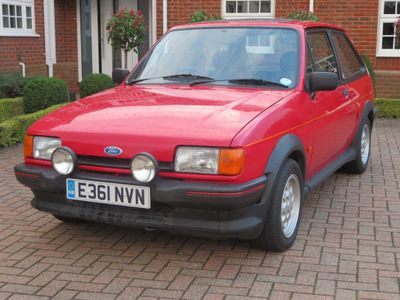 Ford Fiesta Hatchback 1.6 XR2 3dr