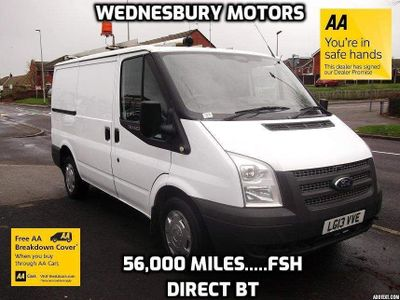 Ford Transit Unlisted T300 SWB 100PS