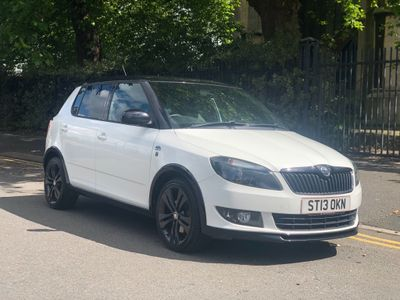 SKODA Fabia Hatchback 1.2 TSI Monte Carlo Tech 5dr