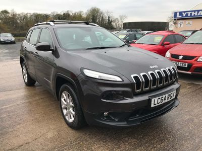 Jeep Cherokee SUV 2.0 CRD Longitude Auto 4WD (s/s) 5dr