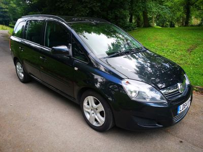 Vauxhall Zafira MPV 1.7 TD ecoFLEX 16v Exclusiv 5dr