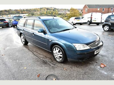 Ford Mondeo Estate 2.0 TDCi LX 5dr