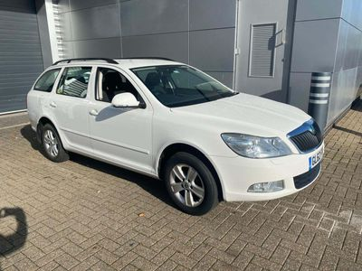 SKODA Octavia Estate 1.6 TDI CR 4x4 5dr