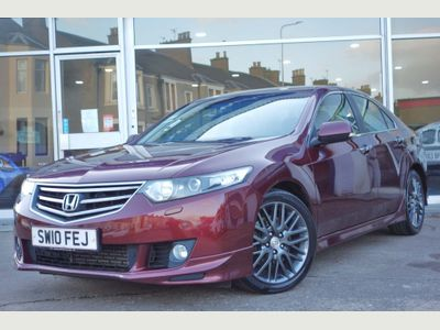 HONDA ACCORD Saloon 2.2 i-DTEC Type S 4dr