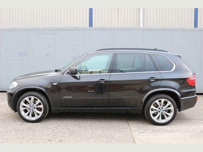BMW X5 SUV 3.0 30d M Sport xDrive 5dr