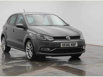 Volkswagen Polo Hatchback 1.0 TSI BlueMotion Tech SEL (s/s) 5dr