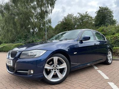 BMW 3 Series Saloon 2.0 318d Exclusive Edition 4dr