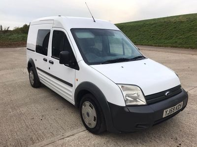 FORD TRANSIT CONNECT Other 1.8 TDCi T230 LWB LX High Roof Crew Van 4dr