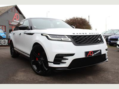 Land Rover Range Rover Velar SUV 3.0 D300 R-Dynamic HSE Auto 4WD (s/s) 5dr