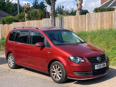 Volkswagen Touran MPV 1.9 TDI BlueMotion Tech Match 5dr (7 Seats)