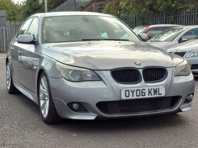 BMW 5 Series Saloon 3.0 530i M Sport 4dr