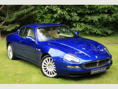 Maserati Coupe Coupe 4.2 GT 2dr