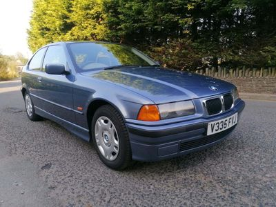 BMW 3 Series Hatchback 1.9 316i Compact 3dr