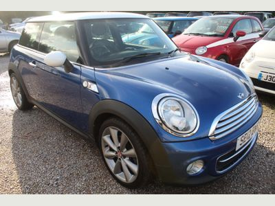 MINI Hatch Hatchback 1.6 Cooper D London 12 3dr