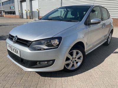 Volkswagen Polo Hatchback 1.2 Match 5dr