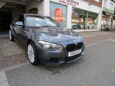 BMW 1 Series Hatchback 1.6 116i M Sport Sports Hatch (s/s) 3dr