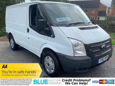 Ford Transit Panel Van 2.2 TDCi ECOnetic 280 S Panel Van 5dr
