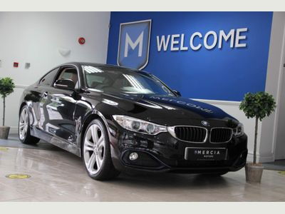 BMW 4 Series Coupe 2.0 420d Sport Auto 2dr