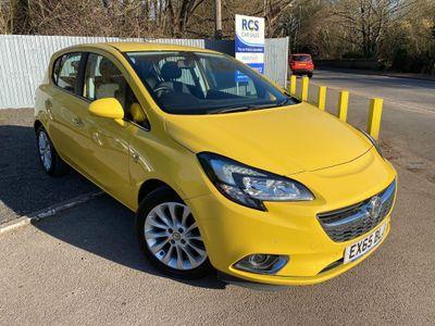 Vauxhall Corsa Hatchback 1.3 CDTi ecoFLEX SE (s/s) 5dr