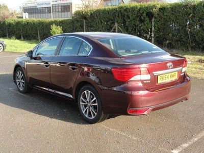 Toyota Avensis Saloon 2.2 D-CAT Icon Business Edition 4dr