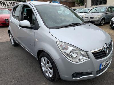 Vauxhall Agila Hatchback 1.2 i 16v Design 5dr