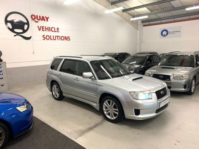 Subaru Forester SUV JDM SG5 2.0L TURBO AUTO CROSS SPORTS