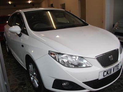 SEAT Ibiza Hatchback 1.2 TDI Ecomotive CR SE Copa SportCoupe 3dr