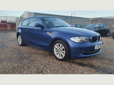BMW 1 Series Hatchback 2.0 118i ES 3dr