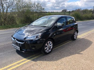 Vauxhall Corsa Hatchback 1.4i Turbo ecoTEC Energy (s/s) 5dr