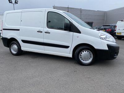 Peugeot Expert Panel Van 1.6 HDi L1 H1 4dr