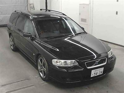 Volvo V70 Estate Volvo V70 R 2.5T 300BHP AUTO LOW MILEAGE