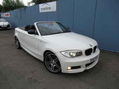BMW 1 Series Convertible 2.0 123d Sport Plus 2dr