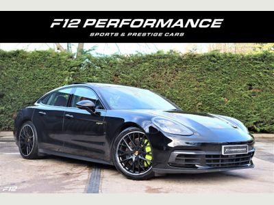 Porsche Panamera Hatchback 2.9 V6 E-Hybrid 14kWh 4 PDK 4WD (s/s) 4dr