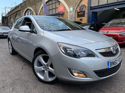 Vauxhall Astra Hatchback 1.4T 16v SRi 5dr