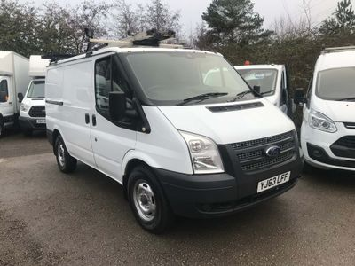 Ford Transit Panel Van 330 swb AWD 4X4 PANEL VAN