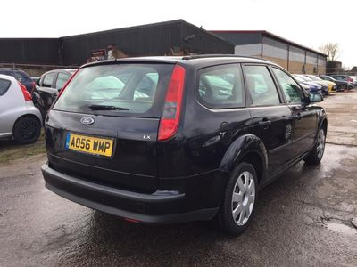 Ford Focus Estate 1.6 LX 5DR AUTO