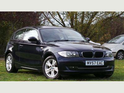 BMW 1 Series Hatchback 2.0 120d SE Auto 3dr