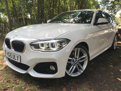 BMW 1 Series Hatchback 1.6 120i M Sport (s/s) 3dr
