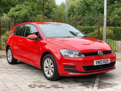 Volkswagen Golf Hatchback 1.4 TSI BlueMotion Tech SE (s/s) 3dr