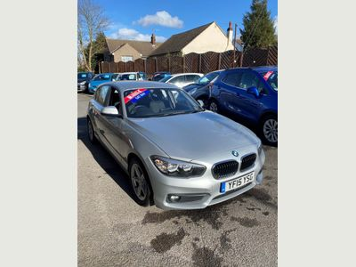 BMW 1 Series Hatchback 1.5 116d ED Plus (s/s) 5dr
