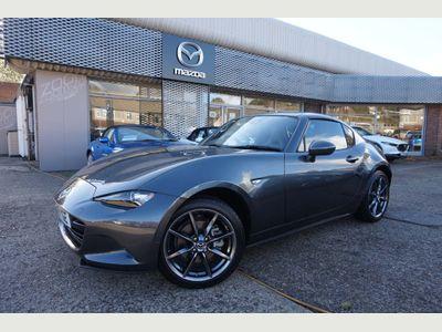 Mazda MX-5 RF Convertible 2.0 SKYACTIV-G GT Sport Nav+ Auto (s/s) 2dr