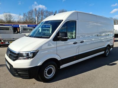 Volkswagen Crafter Panel Van 2.0 TDI CR35 BlueMotion Tech Trendline FWD LWB High Roof EU6 (s/s) 5dr