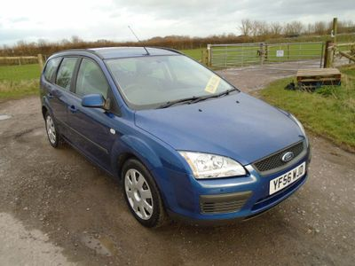 Ford Focus Estate 1.6 LX 5dr