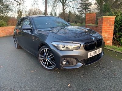 BMW 1 Series Hatchback 2.0 120d M Sport Shadow Edition Sports Hatch Auto (s/s) 5dr