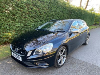 Volvo V60 Estate 2.0 D3 R-Design Geartronic 5dr