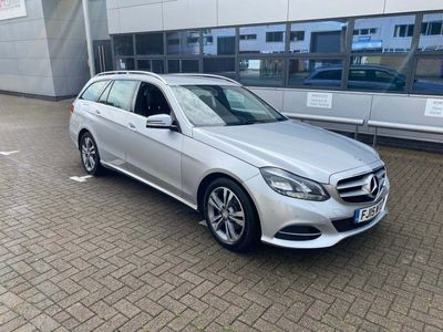 Mercedes-Benz E Class Estate 2.1 E220 CDI BlueTEC SE 7G-Tronic Plus 5dr