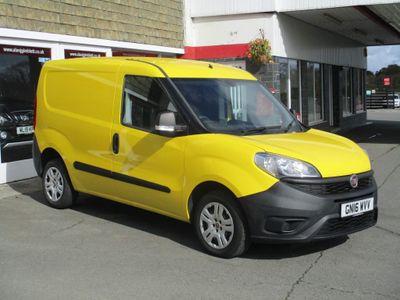 Fiat Doblo Panel Van L1 Multijet Panel Van