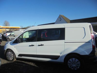 Ford Transit Connect Panel Van 1.6 TDCi 230 L2 Crewcab 6dr (5 Seat)