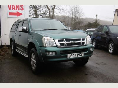 Isuzu Rodeo Pickup RODEO DENVER LWB 3.0
